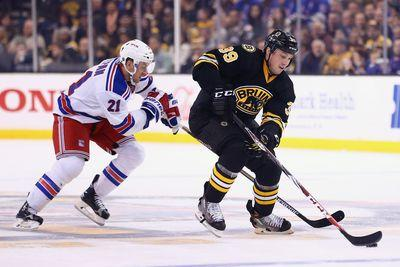 NHL scores 2015: Last minute goals compel Boston to 4-3 win over New York