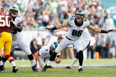 Fantasy football waiver wire, Week 17: Zach Ertz has huge yardage