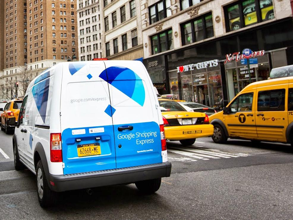Google has a clever idea to let its self-driving cars deliver your packages