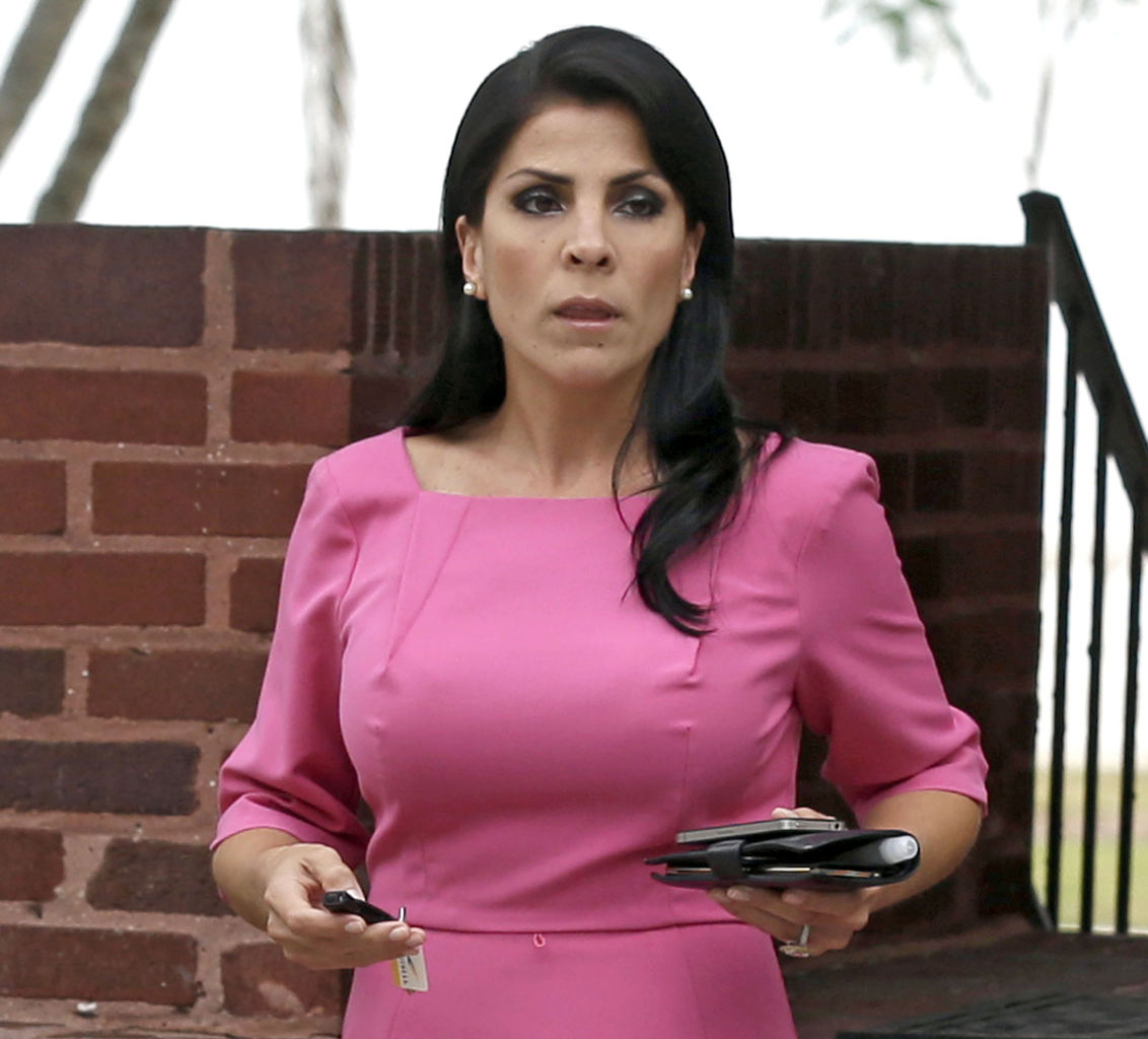 Jill Kelley leaves her home in Tampa, Fla. The way the FBI responded to Jill Kelley's complaint about receiving harassing emails, which ultimately unraveled or scarred the careers of ex-CIA Director David Petraeus and Marine Gen. John Allen, is the exception, not the rule.