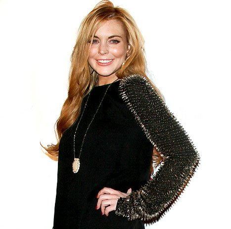 "Lindsay Lohan Is the ""Most Insured Actress That Ever Walked on a Soundstage"""