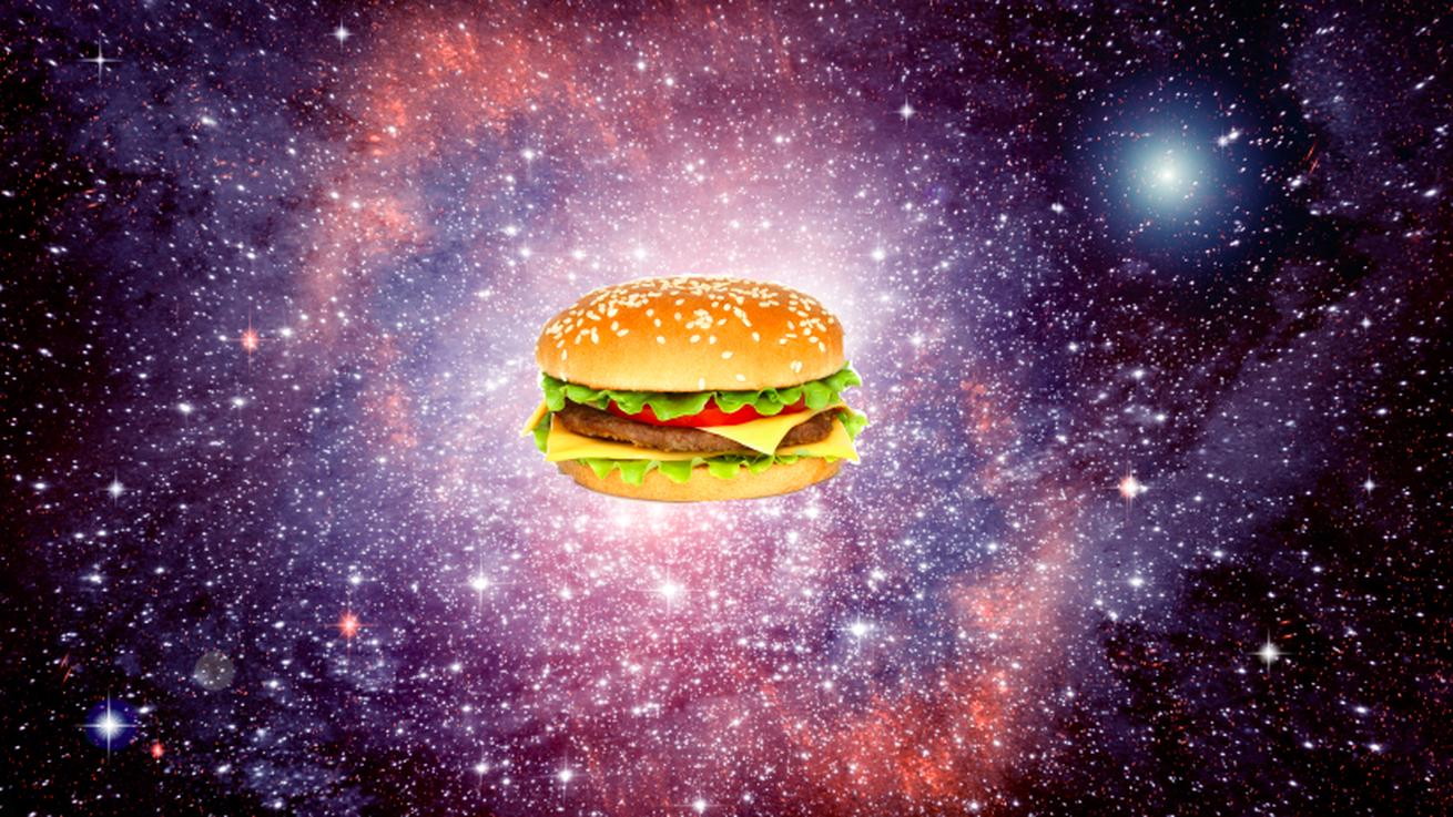 Astronauts Could Soon Be Eating Burger King in Space