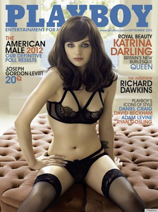 Portada Katrina Darling Playboy