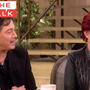 The Talk - Scott Baio on Crushes and 'See Dad Run'