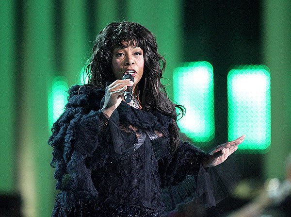 Donna Summer Dead  Her Life In Pictures