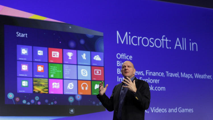 Microsoft touching up Windows 8 to address gripes