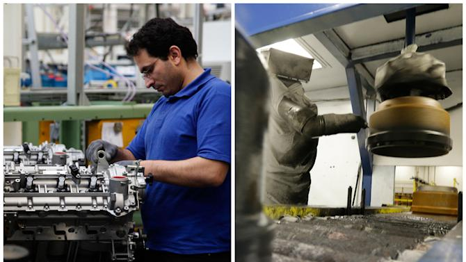 AP PHOTOS: A look at jobs replaced by technology
