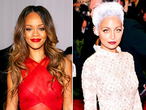 "Rihanna: Nicole Richie's Met Gala Ensemble ""Makes Me Throw Up"""