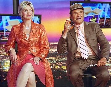 Jane Lynch and Fred Willard in Warner Independent's For Your Consideration