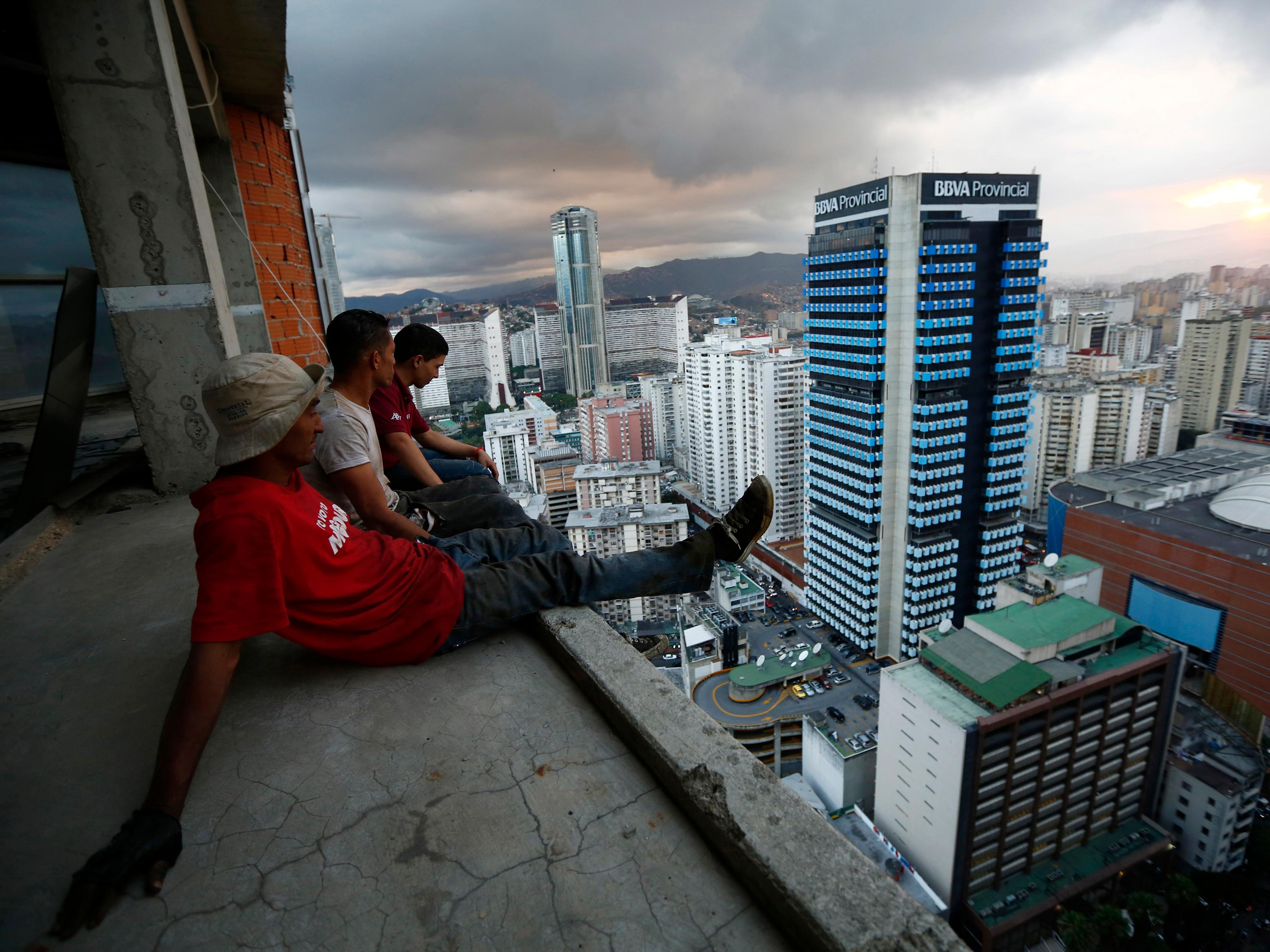 'The most miserable country in the world' is slipping toward default