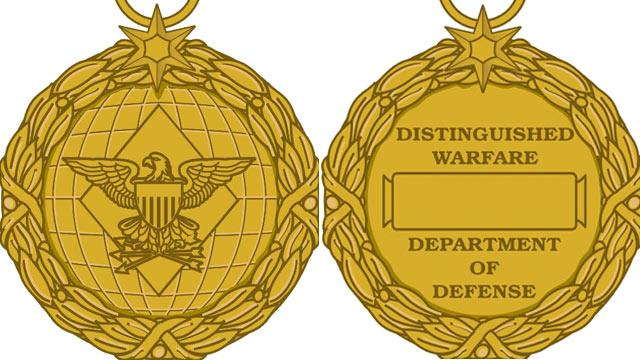 'The Nintendo Medal'? New Military Award for Drone Pilots Draws Hill Protest