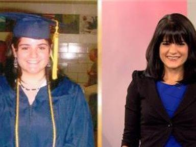 24-year-old Loses 110 Lbs, Becomes Ringer for 'New Girl'