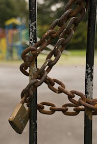 Playground keep out