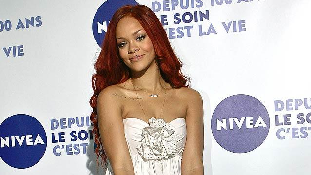Rihanna Nivea Celebrates Years