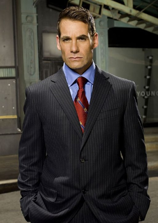 Adrian Pasdar as Nathan Petrelli in
