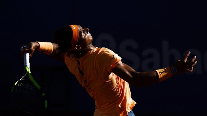 Spanish tennis player Rafael Nadal will be eager to claim his 50th title on home soil having reached the final in Madrid in six of the past seven years