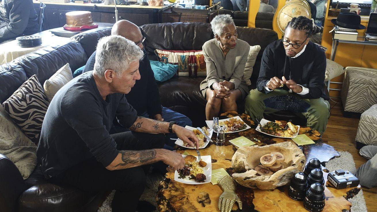'Anthony Bourdain: Parts Unknown' in Chicago: Just the One-Liners