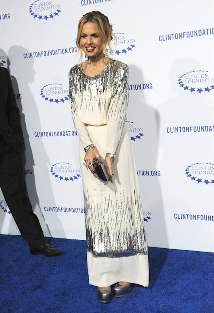 President Clinton's 65th Birthday Gala - Rachel Zoe - Yahoo! News