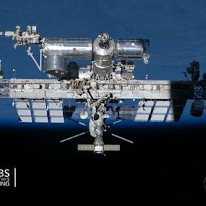 Space station cooling system breaks down, crew not in danger, NASA says