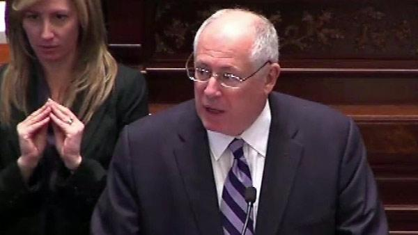Gov. Quinn addresses gun violence, minimum wage in State of the State speech