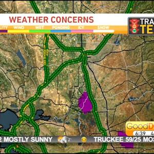 Morning Forecast - Nov. 27, 2014