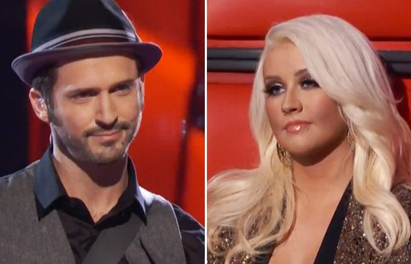 Why Does Christina Aguilera Hate Tony Lucca On 'The Voice'?