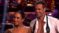 Cheryl Burke and William Levy on 'Dancing,' April 16, 2012 -- ABC