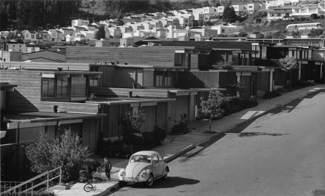 History Lessons: How Postwar Icon Joseph Eichler Built a Suburb in the Middle of San Francisco