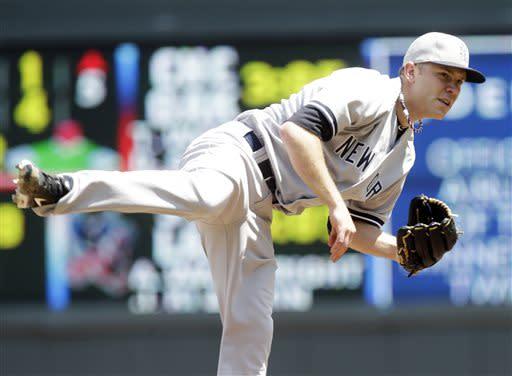 Yankees cruise past Twins 9-5 for series sweep