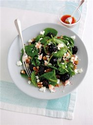 spinach superfood salad