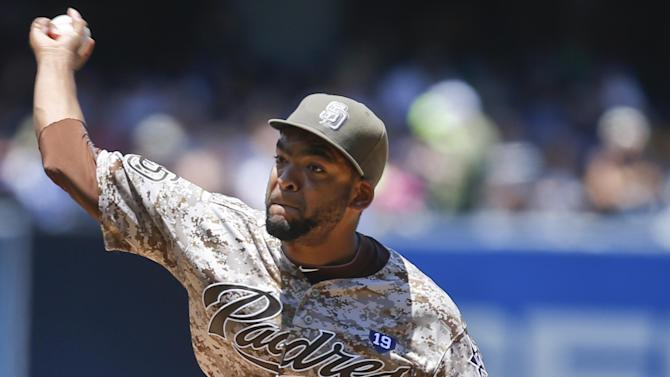 Padres top Mets 2-1 after Despaigne 0-hit bid ends