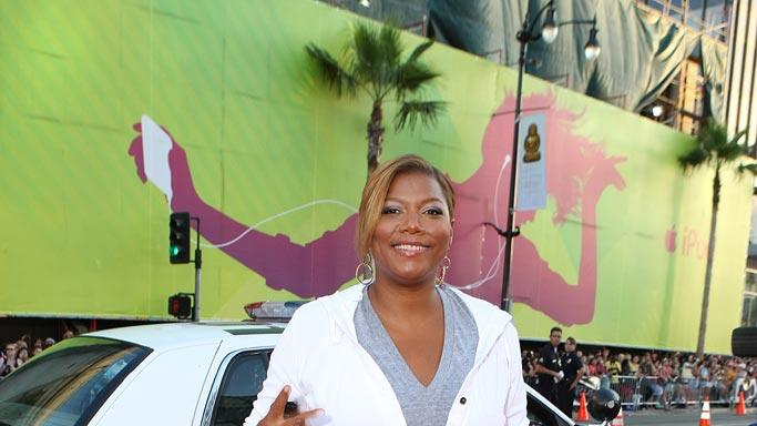 Hancock Premiere 2008 Queen Latifah