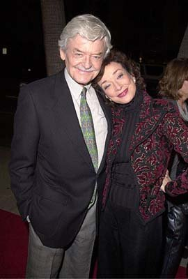 Premiere: Hal Holbrook and Dixie Carter at the Beverly Hills premiere of 20th Century Fox's Men of Honor - 11/1/2000