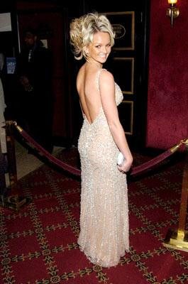Jennifer Ellison at the New York premiere of Warner Brothers' Andrew Lloyd Webber's The Phantom of the Opera
