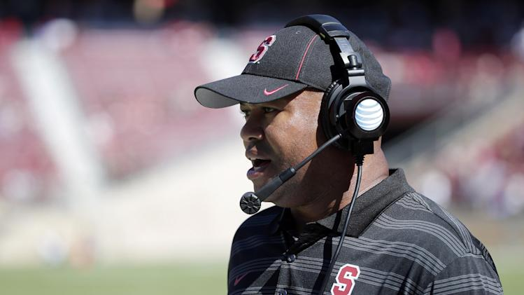 Stanford's O-line trying to live up to reputation