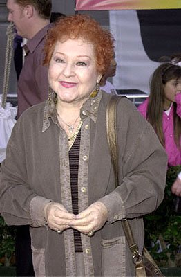 Premiere: Estelle Harris at the Hollywood premiere of Walt Disney's The Emperor's New Groove - 12/10/2000