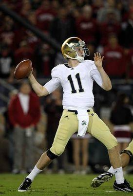 With Golson out, what's next for Notre Dame?