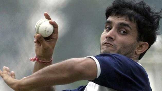CRICKET; Sourav Ganguly, India, Oct 2007