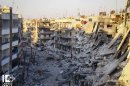 Activists: Syrian rebels kill 28 soldiers in north