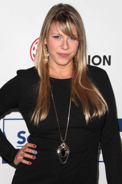 Jodie Sweetin attends the Cool Comedy - Hot Cuisine: A benefit for the scleroderma research foundation held at the Beverly Wilshire Four Seasons Hotel on April 30, 2013 in Beverly Hills, Calif. -- Getty Premium