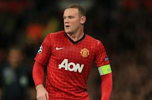 Rooney, Van Persie and Ferdinand among big names rested for Manchester United against Galatasaray