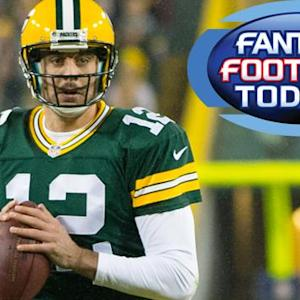 Fantasy Football Today: Twitter Barrage (12/18)