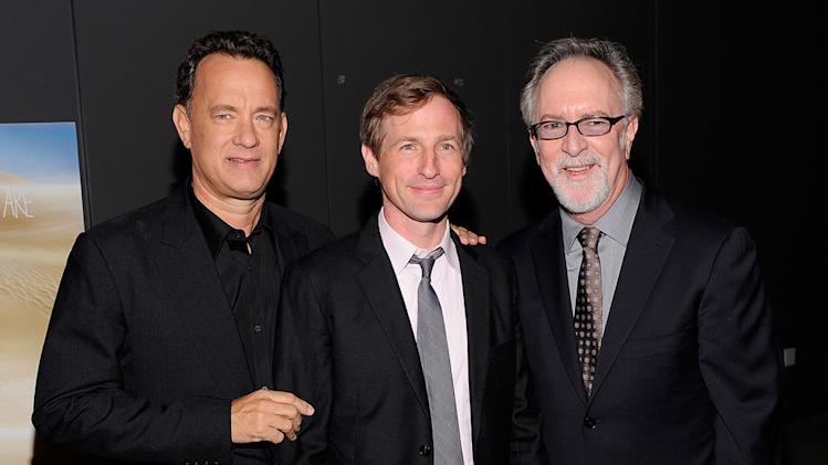 Where the wild things are NY premiere 2009 Tom Hanks Spike Jonze Gary Goetzman