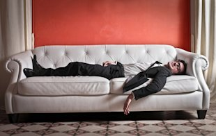 Is Facebook Empowering the Lazy Marketer? image photodune 4275599 businessman sleeping xs