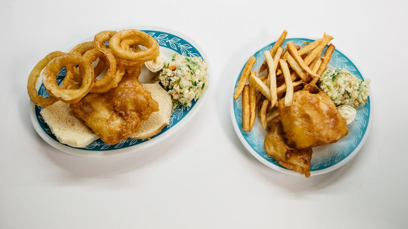 Seven Sinfully Good Detroit Fish & Chips Destinations
