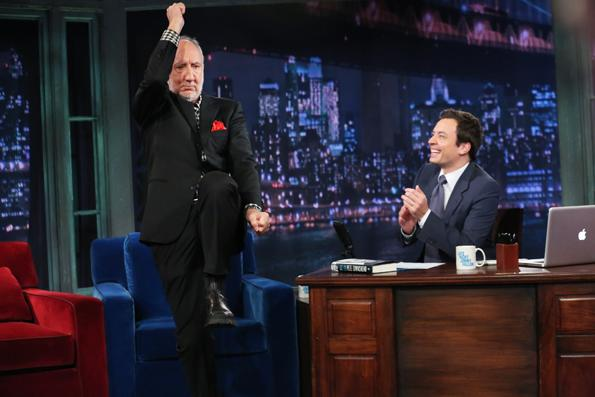 Pete Townshend, Jimmy Fallon