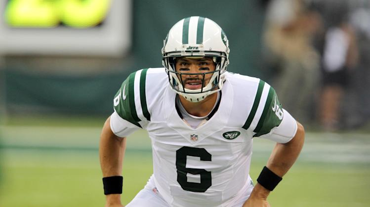 NFL: Preseason-Jacksonville Jaguars at New York Jets