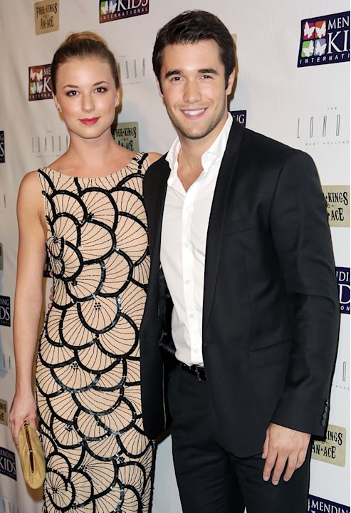 Emily VanCamp, Joshua Bowman
