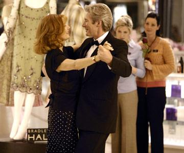Susan Sarandon and Richard Gere in Miramax's Shall We Dance?
