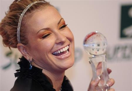 U.S. singer Anastacia diagnosed with breast cancer again